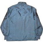 画像2: 古着 80's UNKNOWN ナイロン レーシングジャケット NVY×RED / 190203 (2)