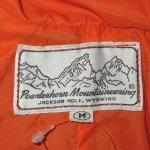 画像3: 古着 80's POWDERHORN MOUNTAINEERING パウダーホーン マウンテンジャケット BUG / 190411 (3)
