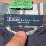画像6: 古着 90's Ralph Lauren ラルフローレン マドラスチェック テーラード ジャケット MIX / 190520 (6)