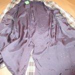 画像8: 古着 90's Ralph Lauren ラルフローレン マドラスチェック テーラード ジャケット MIX / 190520 (8)