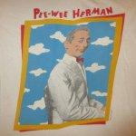 画像3: 古着 80's PEE-WEE HARMAN ピーウィーハーマン コメディアン Tシャツ WHT / 190717 (3)