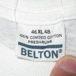 画像5: 古着 80's PEE-WEE HARMAN ピーウィーハーマン コメディアン Tシャツ WHT / 190717 (5)