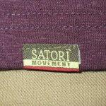 画像7: 新品 00's SATORI MOVEMENT サトリムーブメント ヘンプ Tシャツ PUP / 190717 (7)