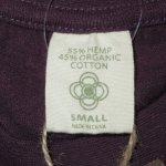 画像5: 新品 00's SATORI MOVEMENT サトリムーブメント ヘンプ Tシャツ PUP / 190717 (5)
