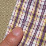 画像8: 古着 00's STUSSY ステューシー  チェック 半袖シャツ MIX / 190728 (8)