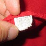 画像8: 古着 50's KING LOUIE キングルイ チェーンステッチ刺繍 レーヨン ボーリングシャツ RED / 190728 (8)