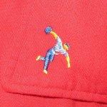 画像5: 古着 50's KING LOUIE キングルイ チェーンステッチ刺繍 レーヨン ボーリングシャツ RED / 190728 (5)