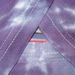 画像4: 古着 00's GOV'T MULE ガヴァメントミュール タイダイ Tシャツ MIX / 190731 (4)