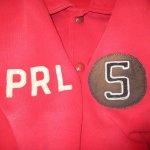 画像5: 古着 00's Ralph Lauren ラルフローレン インディアンヘッド スウェット スタジャン RED /191106 (5)