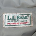 画像4: 古着 80's L.L.Bean エルエルビーン 山タグ PENOBSCOT PARKA ダウンジャケット made in USA PUP / 191204 (4)