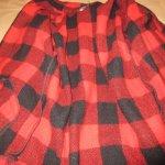 画像8: 古着 60's King Kole キングコール ウール ハンティングジャケット RED×BLK / 191210 (8)
