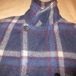 画像5: 古着 40's JC PENNEY SPORTCLAD ストアブランド ウール スポーツジャケット BLUE CHK / 191210 (5)