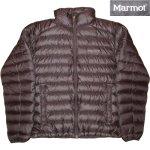 画像1: 古着 00's Marmot マーモット 700FILL ダウンジャケット BLK / 191204 (1)