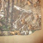 画像8: 古着 00's Carhartt カーハート REALTREE XTRA  リアルツリーカモ ワークジャケット カモ / 200126 (8)