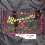 画像3: 古着 70's Marguart's SPORTWEAR コーデュロイ スタジャン USA製 RED / 200126 (3)