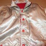 画像10: 古着 50's Supreme by SPORTWEAR リバーシブル スタジャン USA製 RED×SIL / 200126 (10)