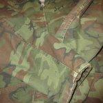 画像9: 古着 60's SEARS シアーズ リバーシブル ハンティングジャケット カモ×ORG / 200126 (9)