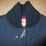 画像4: 古着 60's McGREGOR マクレガー コットン ファラオジャケット NVY / 200126 (4)