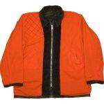 画像3: 古着 60's SEARS シアーズ リバーシブル ハンティングジャケット カモ×ORG / 200126 (3)
