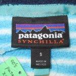 画像3: 古着 00's patagonia パタゴニア スナップT フリース マルチボーダー MIX / 200128 (3)