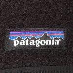 画像3: 古着 00's patagonia パタゴニア スナップT フリース BLK / 200128 (3)