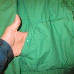 画像10: 古着 90's Ralph Lauren ラルフローレン フード付き スイングトップ ジャケット GRN / 200301 (10)