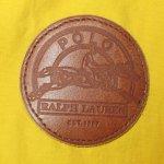 画像3: 古着 90's Ralph Lauren ラルフローレン コットンパーカ ジャケット YEL / 200301 (3)