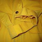 画像6: 古着 90's Ralph Lauren ラルフローレン コットンパーカ ジャケット YEL / 200301 (6)