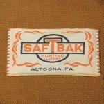 画像3: 古着 70's SAFTBAK サフトバック ハンティングジャケット BRW / 200424 (3)