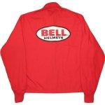 画像2: 古着 70's BELL HELMETS ベル モーターサイクル スイングトップ RED / 200424 (2)