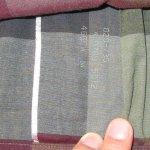 画像9: USED 60's McGREGOR マクレガー ブロックチェック オープンカラー ボックスシャツ MIX / 200909 (9)