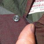 画像5: USED 60's McGREGOR マクレガー ブロックチェック オープンカラー ボックスシャツ MIX / 200909 (5)