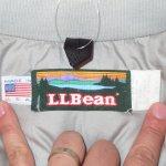 画像3: USED 90's L.L.Bean エルエルビーン PENOBSCOT PARKA アウトドア ダウンパーカ BLUE/PUP / 201213 (3)