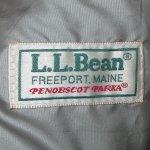 画像4: USED 90's L.L.Bean エルエルビーン PENOBSCOT PARKA アウトドア ダウンパーカ BLUE/PUP / 201213 (4)