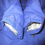 画像7: USED 90's L.L.Bean エルエルビーン PENOBSCOT PARKA アウトドア ダウンパーカ BLUE/PUP / 201213 (7)