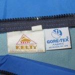 画像3: USED 80's KELTY ケルティ GORE-TEX マウンテンパーカ BLUE / 2021011 (3)