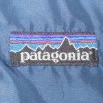 画像3: USED 80's patagonia パタゴニア デカタグ シェルジャケット NVY / 210208 (3)