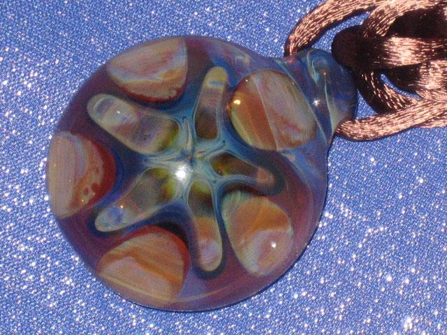 画像1: 新品 グラスアート GLASS ARTS ペンダント 11MA-8