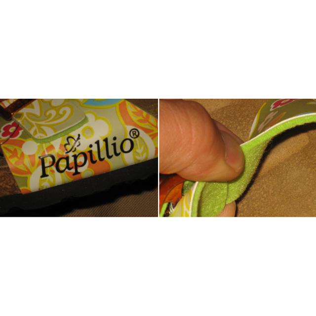 画像4: 新品 Papillio パピリオ MADRID 花柄 BIRKENSTOCK サンダル スペイン製 00's/120704