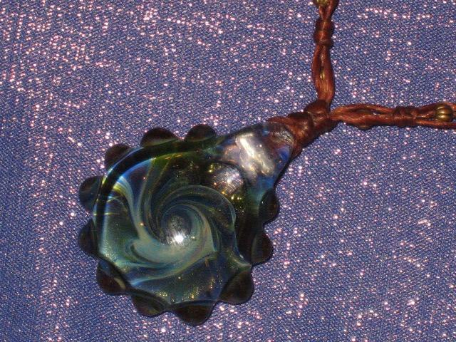 画像1: 新品 グラスアート GLASS ARTS ペンダント 12SP-12/120930