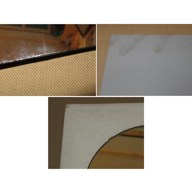 画像5: VAN HALEN ヴァンヘイレン デザイン ミラー 鏡 インテリア 80's/130502