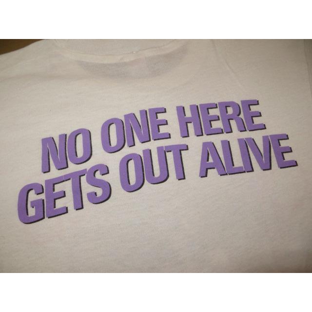 画像4: 【過去に販売した商品です】古着 THE doors ドアーズ ジムモリソン フォト Tシャツ 90's/130510