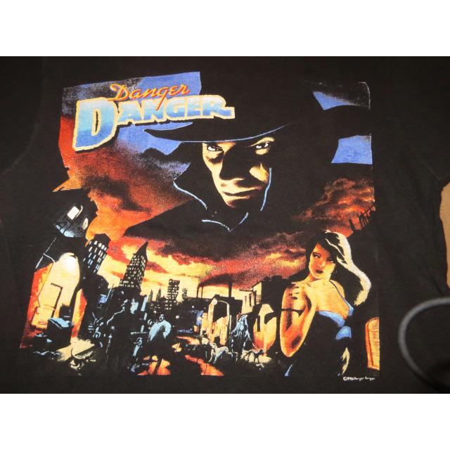 画像3: 【過去に販売した商品です】古着 DANGER DANGER デンジャーデンジャー NAUGHTY ツアー Tシャツ 90's/130614