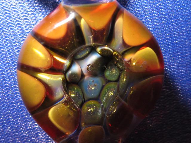 画像3: 新品 グラスアート GLASS ARTS ハンドメイド ペンダント 14MA-10 / 140402