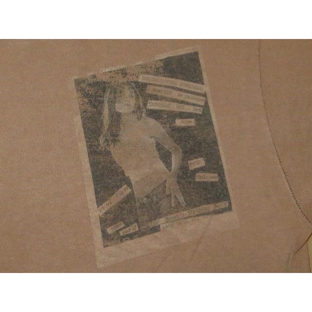 画像3: 古着 THE DRUGSTORE COWGIRLS ドラッグストアカウガールズ Tシャツ BRW 00's / 141121
