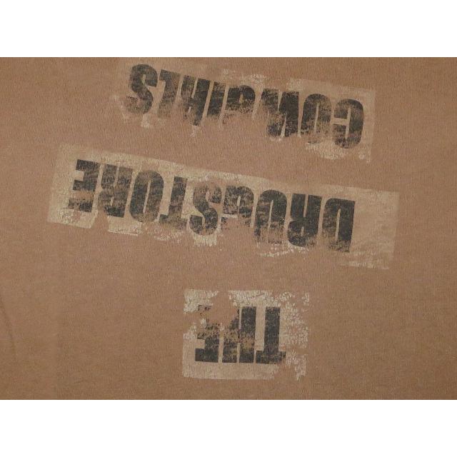 画像4: 古着 THE DRUGSTORE COWGIRLS ドラッグストアカウガールズ Tシャツ BRW 00's / 141121