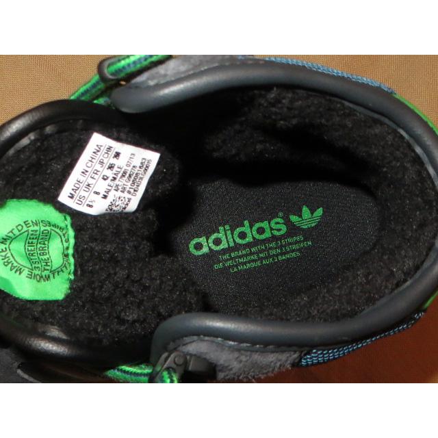 画像3: 新品 adidas アディダス WINTER BALL ウインターボール スニーカー NVY 00's /141211