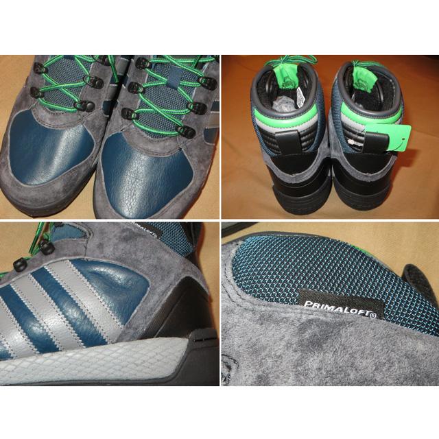 画像4: 新品 adidas アディダス WINTER BALL ウインターボール スニーカー NVY 00's /141211