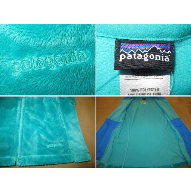 画像4: 美品 patagonia パタゴニア フリースベスト WOMAN GRN 00's / 141218