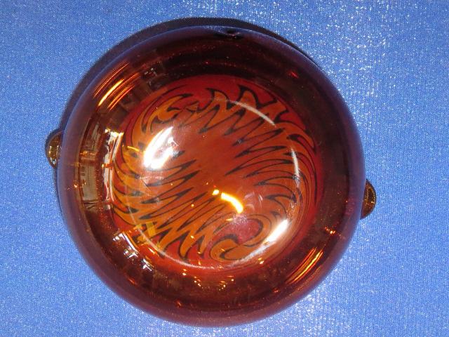 画像3: 新品 グラスアート GLASS ARTS ハンドメイド 灰皿 ashtray アシュトレイ 15-MAR-8 / 150326